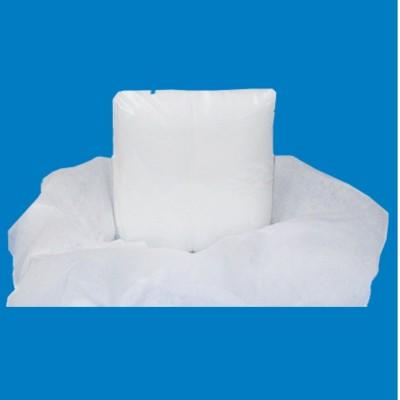 Polyestervlies -schwer entflammbar, 1,25 x 1,25 m, 50 g/m² (VE: 25 Stück)