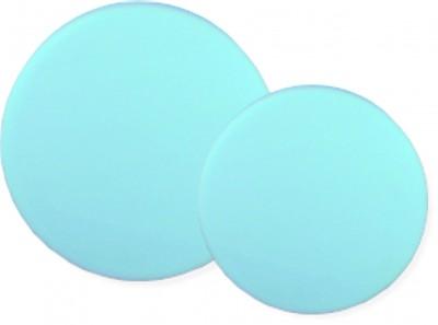 Polsterschaum, blau (RG35), Rund (Ø:35cm/Dicke:5cm)