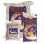 Bastelwatte, beige, 1kg (VE: 10 Stück)