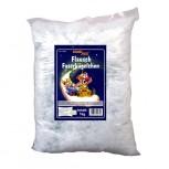 Flausch-Faserkügelchen, 1kg (VE: 5 Stück)