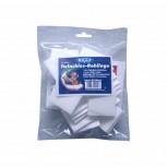 Twinchies-Rohlinge (doppelte Inchies) 6 mm dick Beutel zu 24 Stk.