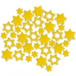 Streudeko Sterne aus Filz 5 g (VE: 24 Beutel)
